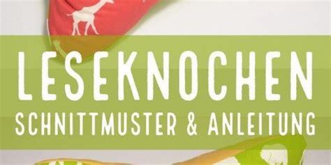 tutorial kostenloses schnittmuster nackenkissen naehen