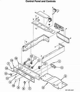 Controls 2 Diagram  U0026 Parts List For Model Ltsa7awn Speed
