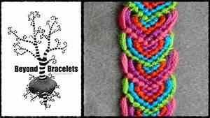 Friendship Bracelet Tutorial - Beginner