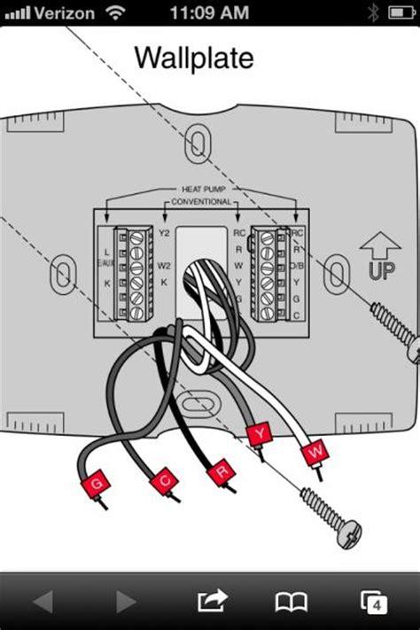 upgrading honeywell thermostat doityourselfcom
