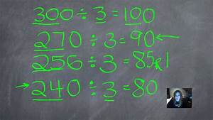 Lesson 4-2  Estimating Quotients