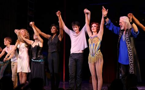 Curtain Call Stamford Pippin by The Extraordinary Patina Miller And Matthew