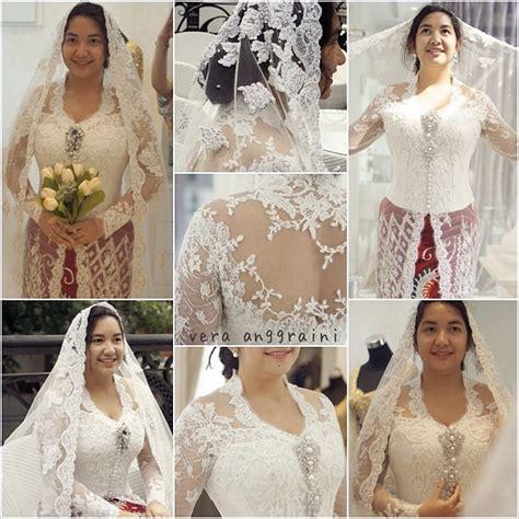 kebaya akad nikah kebaya pinterest kebaya kebayas and bride dresses