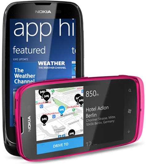 nokia lumia 610 goes official it s an entry level windows phone for just 189 mwc 2012