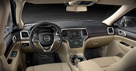 jeep grand cherokee laredo interior 2017 2017 jeep grand cherokee limited review msrp price mpg