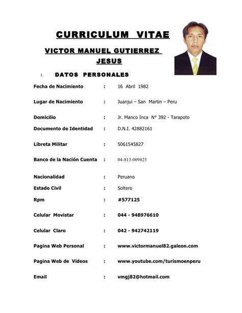 Jesus Curriculum Vitae by Curriculum Vitae Victor