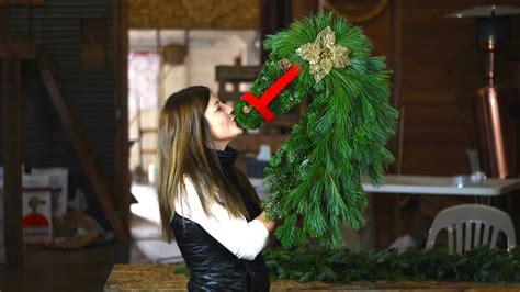 diy horse wreath youtube