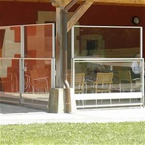 Rideau Pour Balcon : rideau exterieur pour pergola 8 mur de verre rideau de ~ Premium-room.com Idées de Décoration