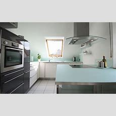 Glasarbeitsplatten Küche Maßanfertigung Terporten