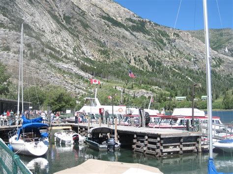 Waterton Boat by The Waterton Marina Picture Of Waterton Shoreline Cruise