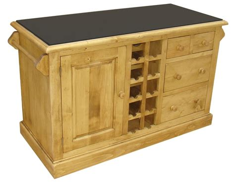 meuble cuisine pin massif billot bois massif mzaol com