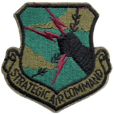 subdued  air force strategic air command military