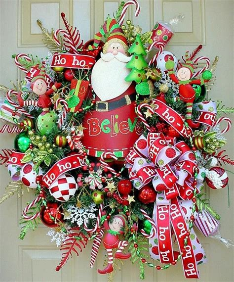 colorful christmas wreath pictures photos and images for