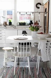 Küche Einrichten Ideen : k che streichen aus blau wird weiss wohnkonfetti ~ Lizthompson.info Haus und Dekorationen