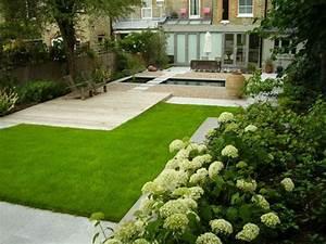 Gartengestaltung Beispiele Und Bilder : 103 beispiele f r moderne gartengestaltung ~ Orissabook.com Haus und Dekorationen