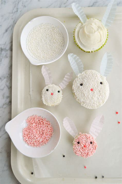 Decorating Ideas For Easter Cupcakes by Easter Cupcake Decorating Ideas For Handmade