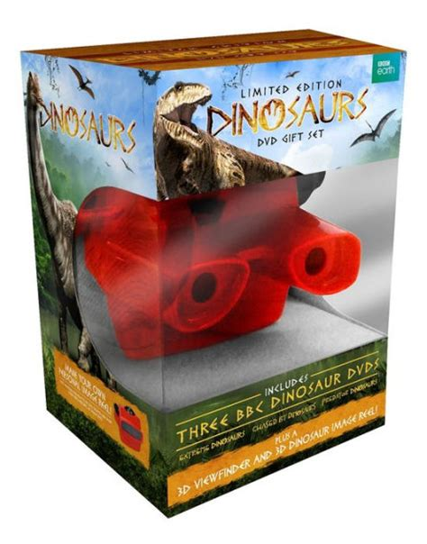Barnes And Noble Dvd by Dinosaurs Gift Set By Kenneth Branagh 883929516889 Dvd