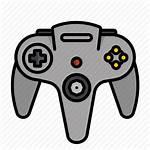 Controller Nintendo Icon 64 Retro Zelda Mario