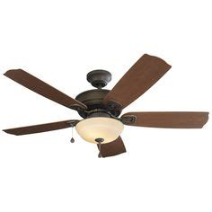 Harbor Pawtucket Ceiling Fan Manual by Shop Harbor Pawtucket 52 In Rubbed Bronze Flush