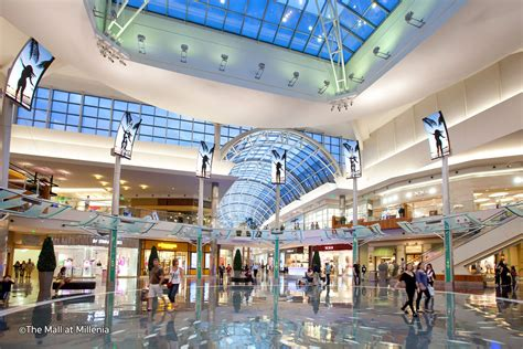 The Mall At Millenia  Luxury Shopping Mall In Orlando