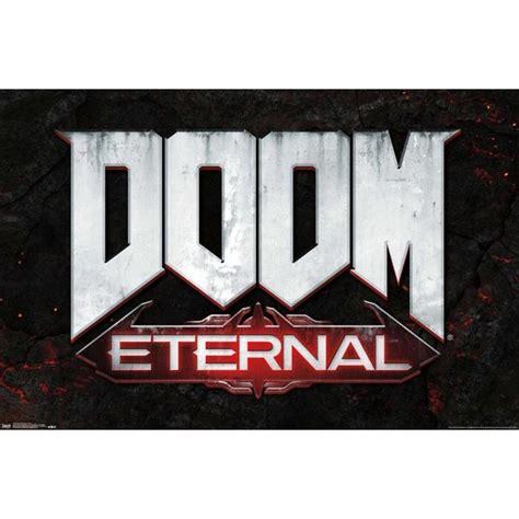 Doom Eternal - Logo Poster - Walmart.com - Walmart.com