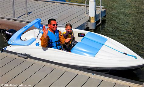 Mini Boat Disney by Mike Belobradic 10 Things To Do Outside The Parks At