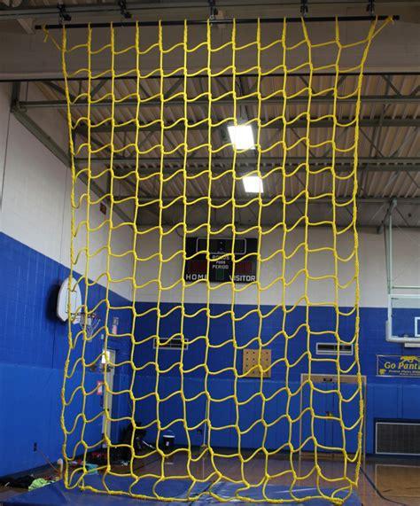 The American Gym Cn Cargo Climbing Nets, Preschool, Cn1010