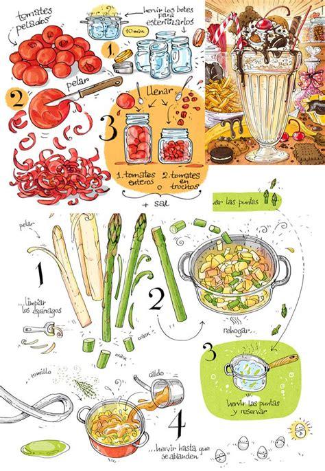 illustration cuisine food illustration artists pixshark com images galleries with a bite