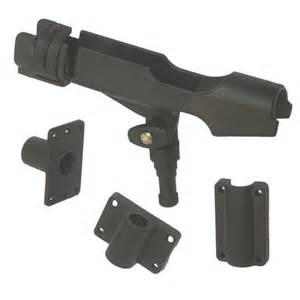 Rail Mount Fishing Rod Holders for Boats