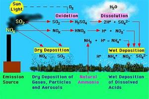 Formation of Acid Deposition