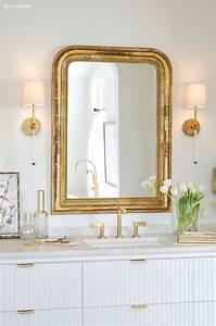best 25 gold framed mirror ideas on pinterest ornate With majestic bathroom mirror frames application