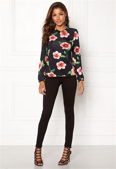 Chiara Forthi Intrend Tulip Top Red / Floral - Bubbleroom