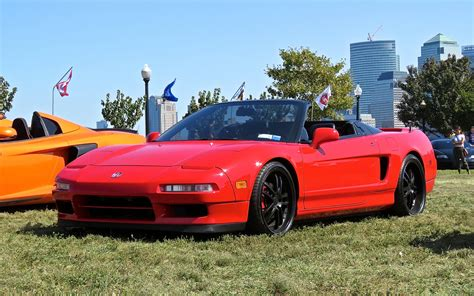 acura nsx convertible conversion by newport at driven by