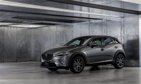 Mazda Sa Updates Cx-3 With New Trim And G-vectoring