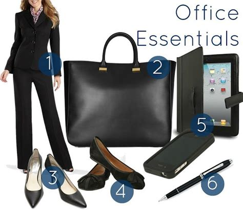 Office Essentials by 119 Best Images About Dress For Success On