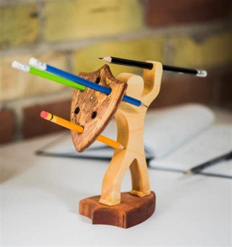 unique desk organizers  holders woodworking
