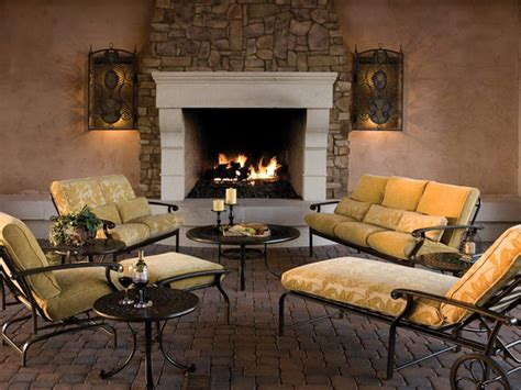 outdoor propane fireplaces hgtv