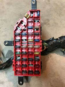 98 1998 Ford Explorer Fuse Box Under Dash Interior 4 0l