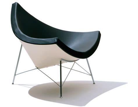 herman miller office george nelson coconut chair hivemodern com