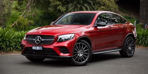 Mercedes Glc Coupe by 2017 Mercedes Glc Coupe Review Photos Caradvice