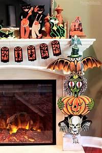 How, To, Use, Beistle, U2019s, Vintage, Halloween, Decorations, As, Home, D, U00e9cor