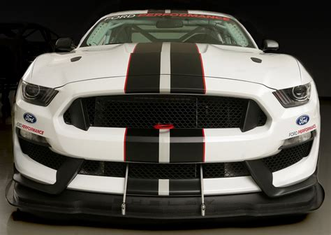 Ford Mustang Shelby Fp350s