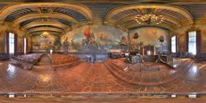 santa barbara county courthouse mural room this is an