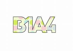 B1A4 LOGO PNG by SanduckiesBanaLukie on DeviantArt