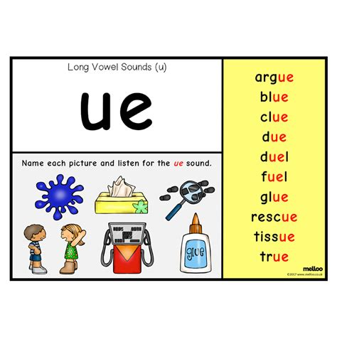vowel sounds u eyfs ks1