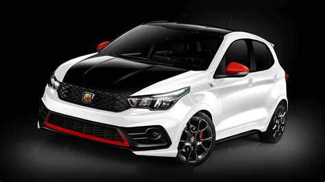 2019 Fiat Argo Abarth Youtube