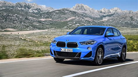 BMW X2 revealed, market launch in March 2018 - Autodevot