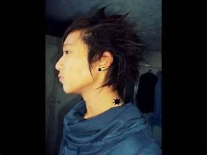 Nepalese Asian hair [boys] - YouTube