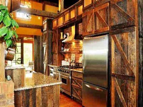 barn door kitchen cabinets barn door decorating ideas rustic barn door kitchen