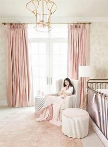Baby Tapete Rosa : inspire se em ideias internacionais para o quarto do beb ~ Michelbontemps.com Haus und Dekorationen